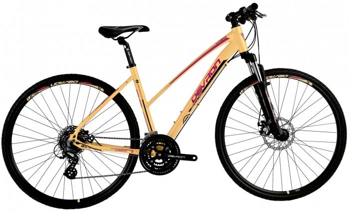 Bicicleta Oras Devron Urbio Lk2.8 L Mandarin Dream 28 Inch 0
