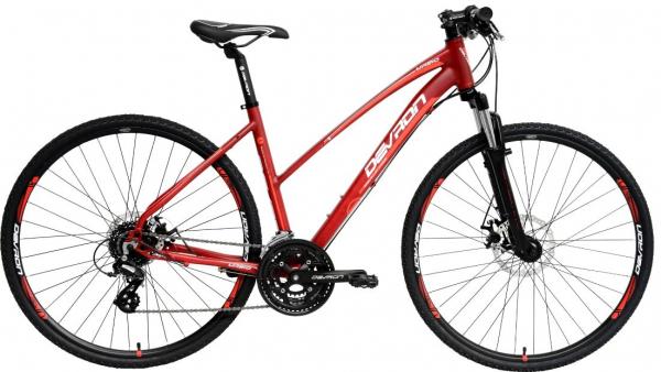Bicicleta Oras Devron Urbio Lk2.8 L Mandarin Dream 28 Inch 1