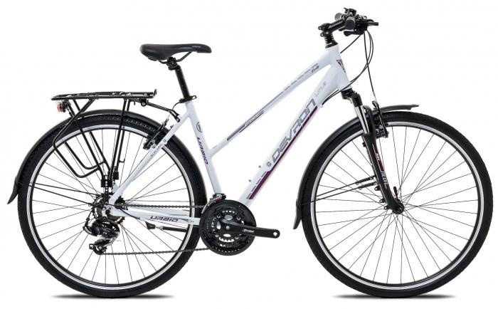 Bicicleta Oras Devron Urbio Lt1.8 L Pure White 28 Inch 0