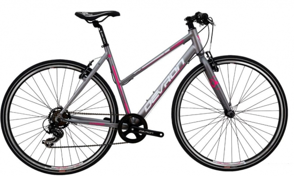 Bicicleta Oras Devron Urbio Lu1.8 Ash Grey M 28 Inch 0