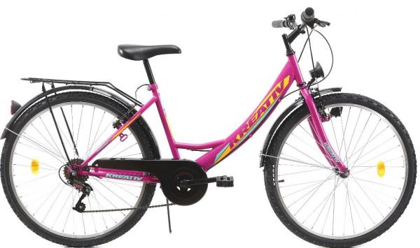 Bicicleta Oras Dhs 2614 M Turcoaz 26 Inch 10