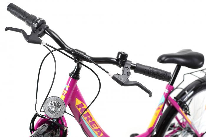 Bicicleta Oras Dhs 2614 M Turcoaz 26 Inch 11