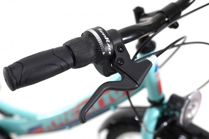 Bicicleta Oras Dhs 2614 M Turcoaz 26 Inch 6