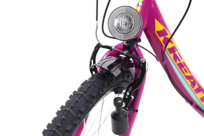 Bicicleta Oras Dhs 2614 M Turcoaz 26 Inch 13