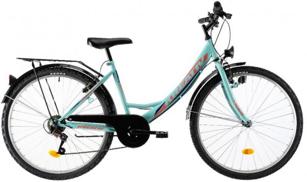Bicicleta Oras Dhs 2614 M Turcoaz 26 Inch 0