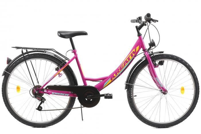 Bicicleta Oras Dhs 2614 M Turcoaz 26 Inch 1