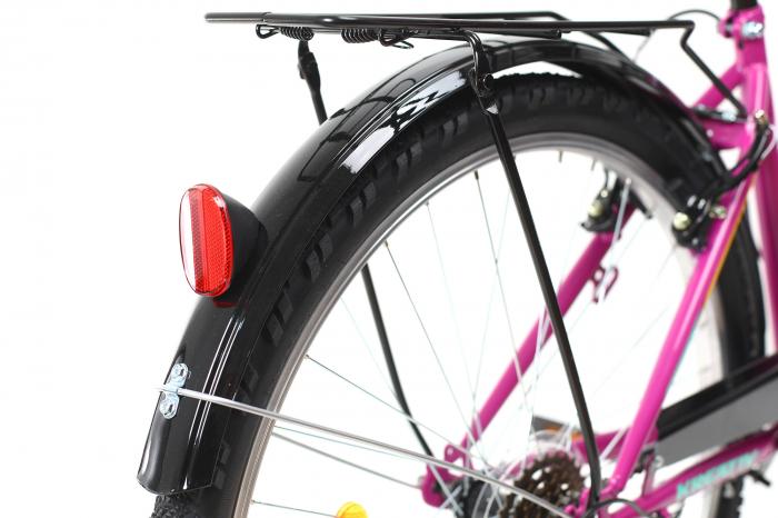 Bicicleta Oras Dhs 2614 M Turcoaz 26 Inch 5