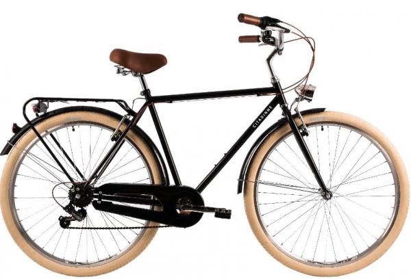 Bicicleta Oras Dhs 2833 Citadinne L Negru 28 Inch 0