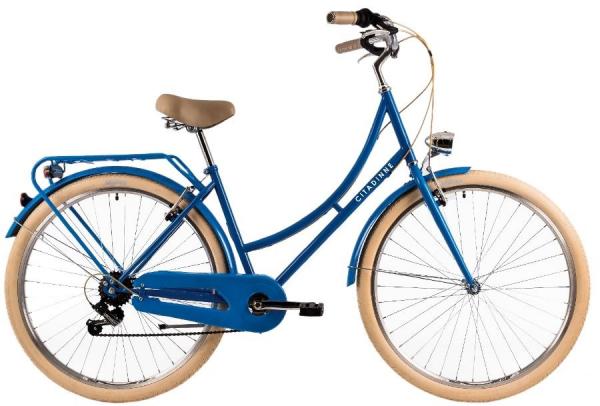 Bicicleta Oras Dhs Citadinne 2634 460Mm Verde Light 26 Inch 3