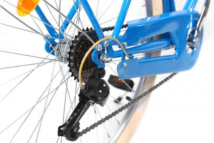 Bicicleta Oras Dhs Citadinne 2634 M Verde Light 26 Inch 5