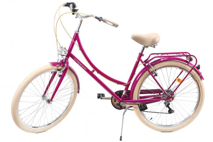 Bicicleta Oras Dhs Citadinne 2634 M Verde Light 26 Inch 13