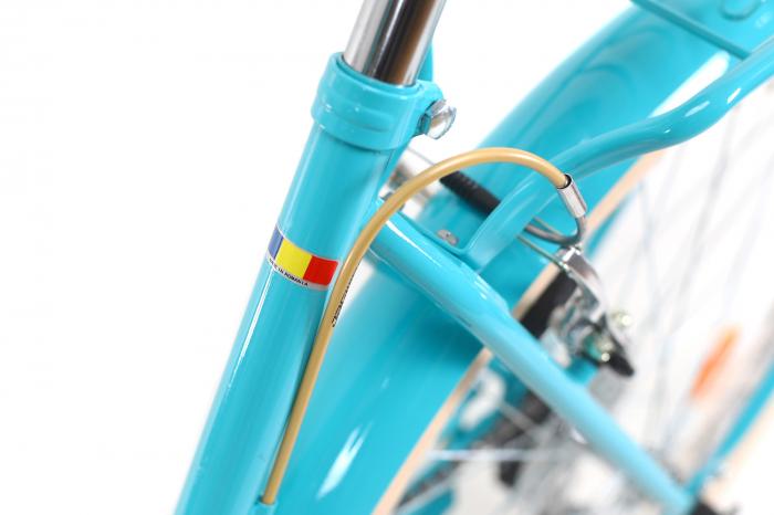 Bicicleta Oras Dhs Citadinne 2634 M Verde Light 26 Inch 9