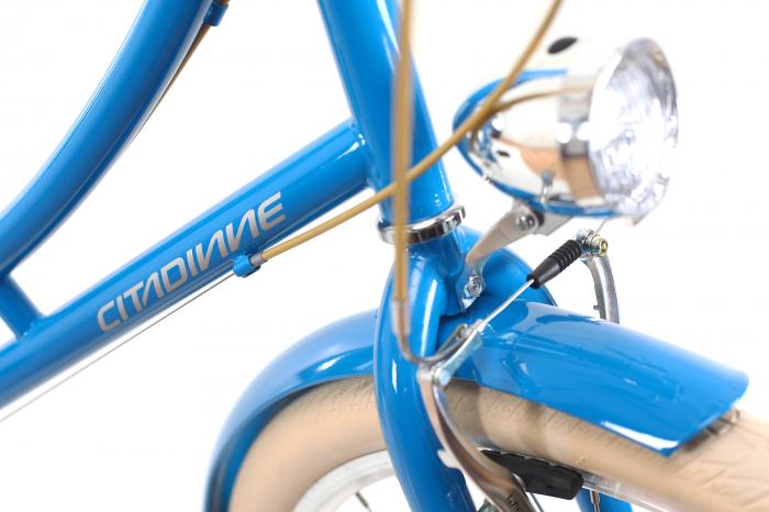 Bicicleta Oras Dhs Citadinne 2634 M Verde Light 26 Inch 6