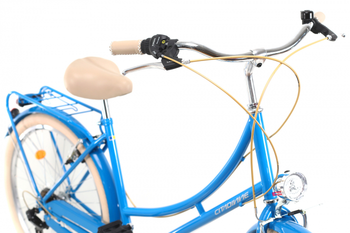 Bicicleta Oras Dhs Citadinne 2634 M Verde Light 26 Inch 7