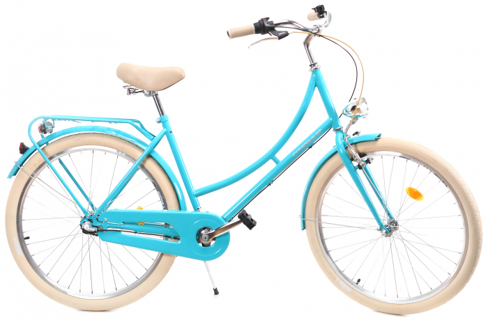 Bicicleta Oras Dhs Citadinne 2636 M Albastru 26 Inch [4]