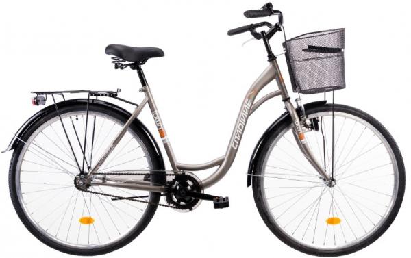 Bicicleta Oras Dhs Citadinne 2830 Xl Verde/Albastru 28 Inch 1