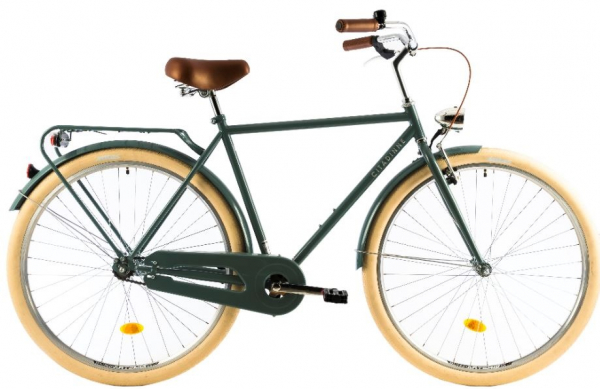 Bicicleta Oras Dhs Citadinne 2831 L Gri 28 Inch 0
