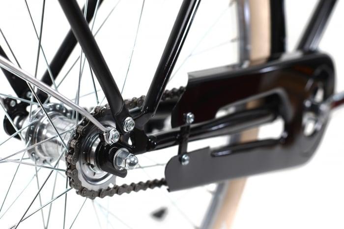 Bicicleta Oras Dhs Citadinne 2832 L Negru 28 Inch 7
