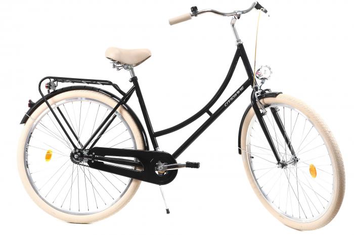 Bicicleta Oras Dhs Citadinne 2832 L Negru 28 Inch 0