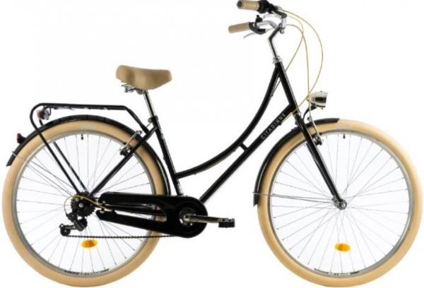 Bicicleta Oras Dhs Citadinne 2834 L 505Mm Verde Light 28 Inch 1