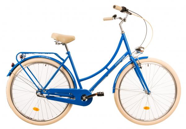 Bicicleta Oras DHS Citadinne 2836 Negru 1