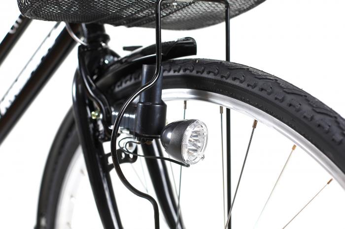 Bicicleta Oras Dhs Kreativ 2812 505Mm Maro 28 Inch 6