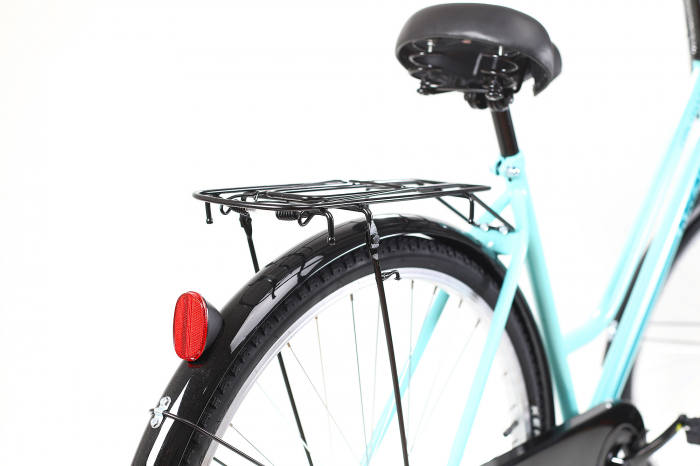Bicicleta Oras Dhs Kreativ 2812 505Mm Maro 28 Inch 8