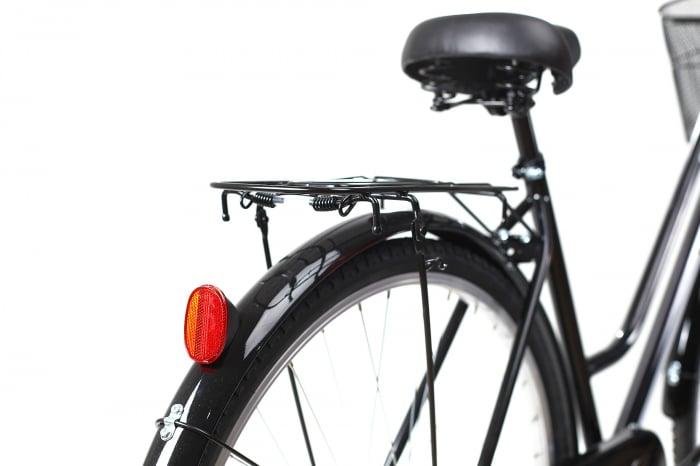 Bicicleta Oras Dhs Kreativ 2812 505Mm Maro 28 Inch 3