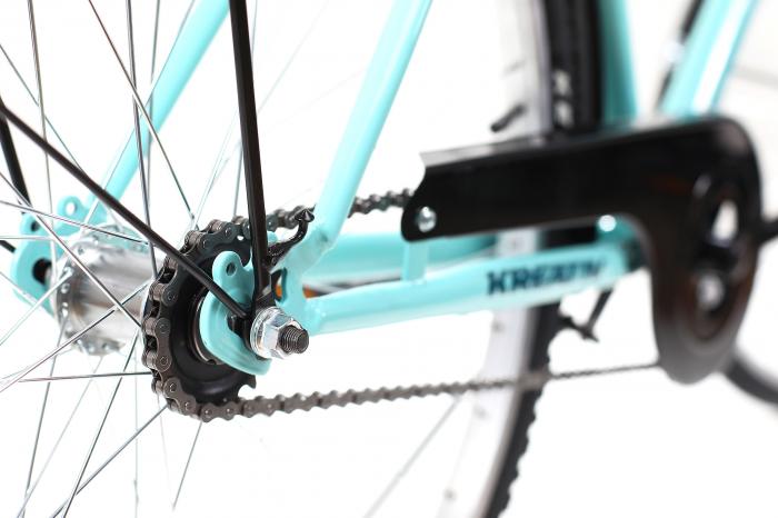 Bicicleta Oras Dhs Kreativ 2812 505Mm Maro 28 Inch 10
