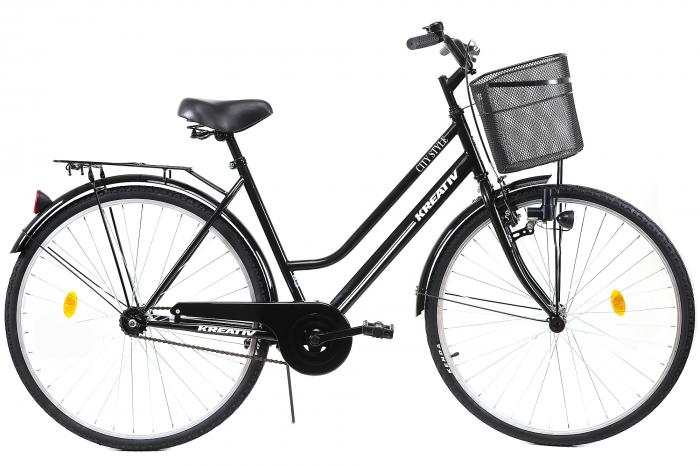 Bicicleta Oras Dhs Kreativ 2812 505Mm Maro 28 Inch 0