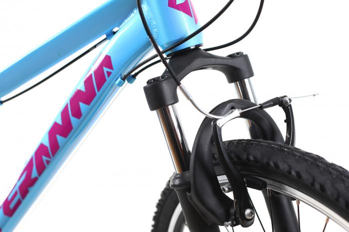 Bicicleta Mtb Dhs Terrana 2622 M Violet 26 Inch 7