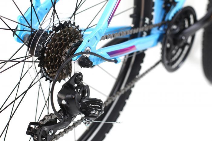 Bicicleta Mtb Dhs Terrana 2622 M Violet 26 Inch 5