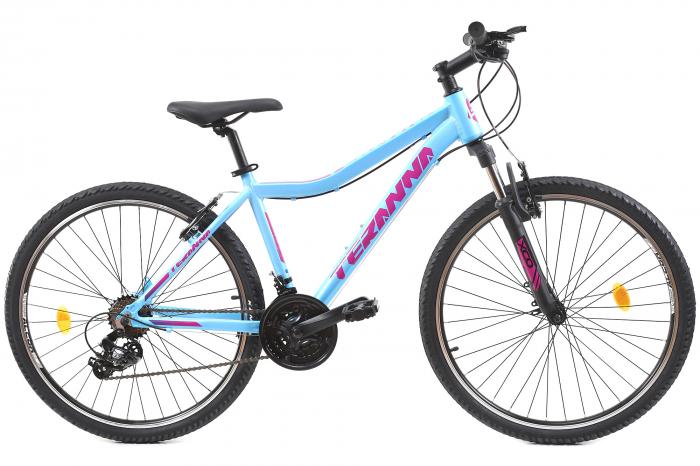 Bicicleta Mtb Dhs Terrana 2622 M Violet 26 Inch 1