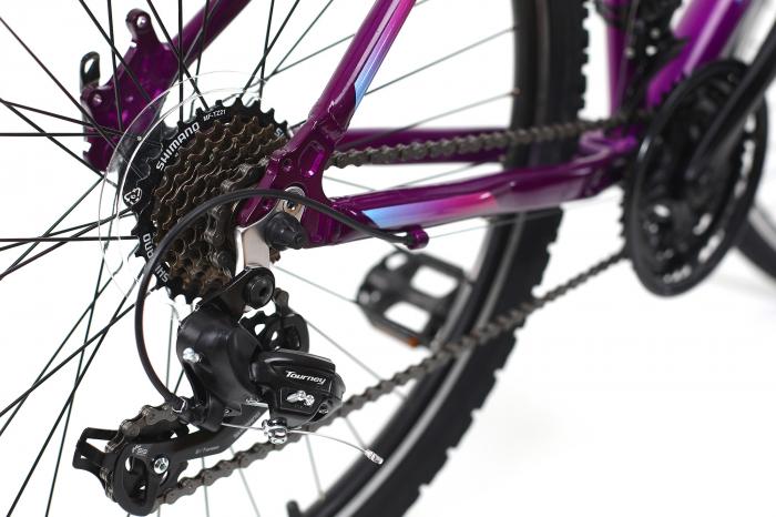 Bicicleta Mtb Dhs Terrana 2622 M Violet 26 Inch 2