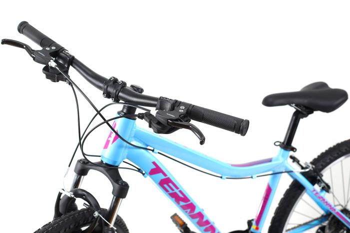 Bicicleta Mtb Dhs Terrana 2622 M Violet 26 Inch 8
