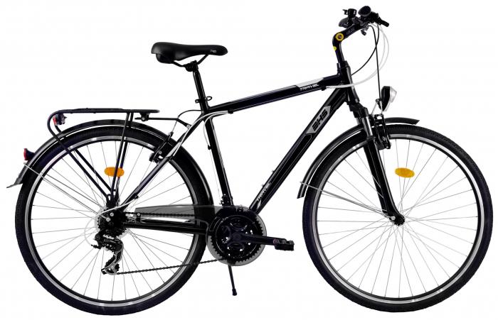 Bicicleta Oras Dhs Travel 2855 L Gri 28 Inch 1