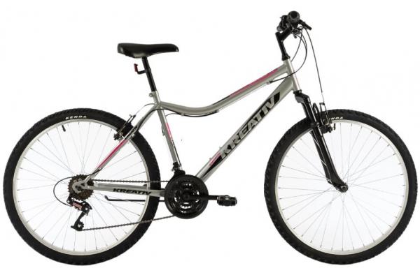 Bicicleta Oras Kreativ 2604 M Portocaliu/Negru 26 Inch 1