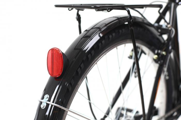 Bicicleta Oras Kreativ 2613 Negru M 26 Inch 1