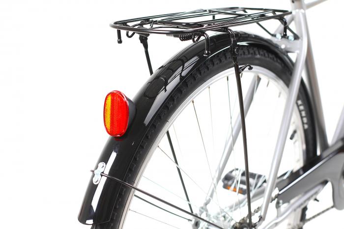 Bicicleta Oras Kreativ 2811 L Argintiu 28 Inch [2]