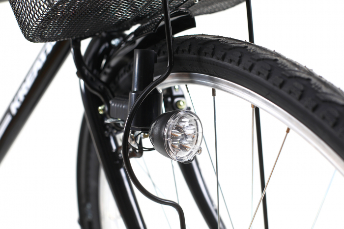 Bicicleta Oras Kreativ 2811 L Argintiu 28 Inch [1]