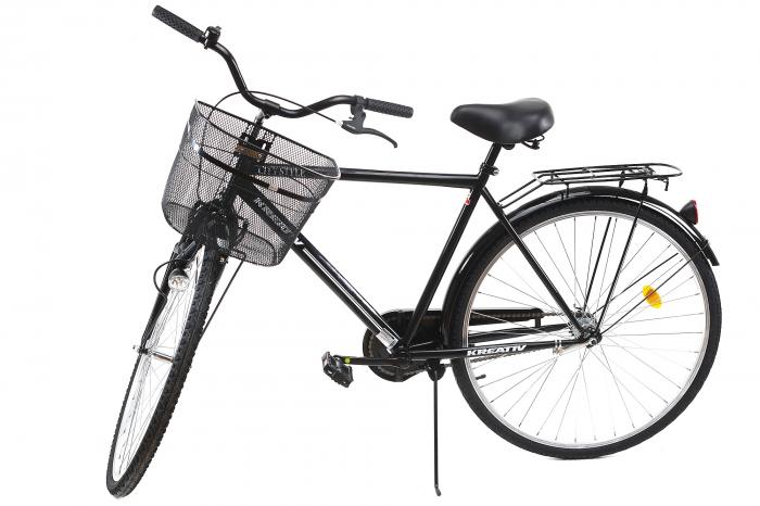 Bicicleta Oras Kreativ 2811 L Argintiu 28 Inch [11]