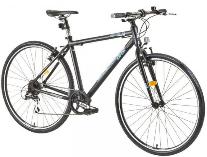 Bicicleta Oras Origin 2895 L 530Mm Argintiu 28 Inch 1
