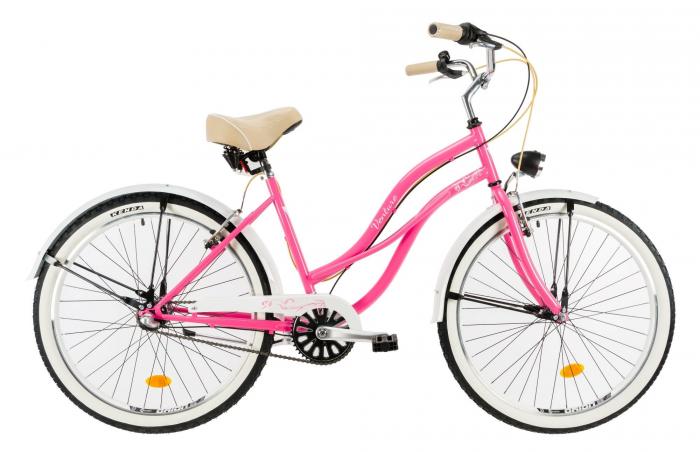 Bicicleta Oras Venture 2694 M 26 Inch 0