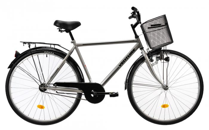 Bicicleta Oras Venture 2817 Gri 28 Inch 0