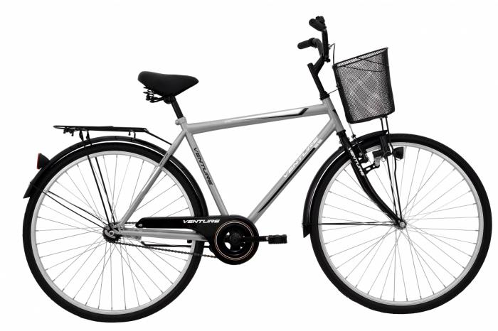 Bicicleta Oras Venture 2817 Negru 2016 L 28 Inch 1