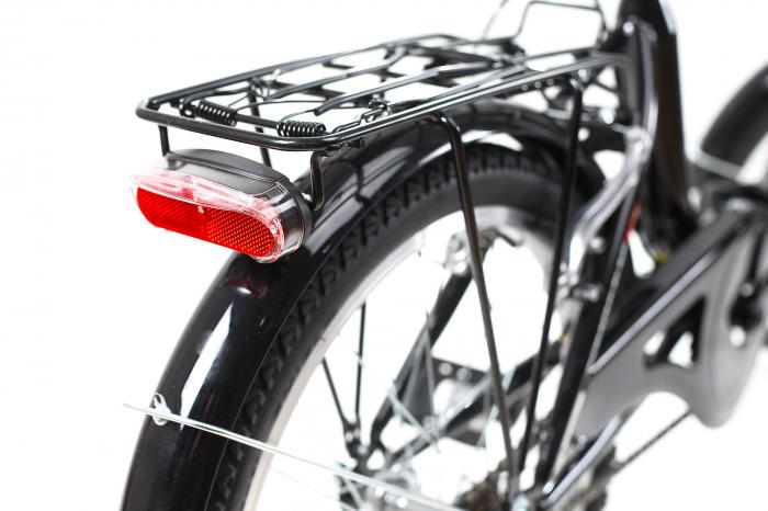 Bicicleta Pliabila Dhs 2092 Gri 20 Inch 2