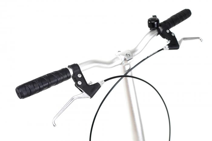 Bicicleta Pliabila Dhs 2092 Gri 20 Inch 4