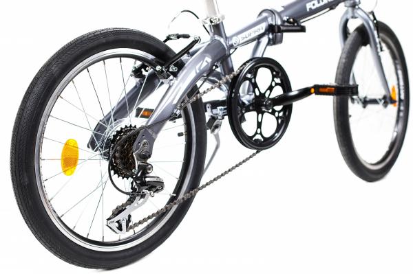 Bicicleta Pliabila Supra Folding 20 Inch 3
