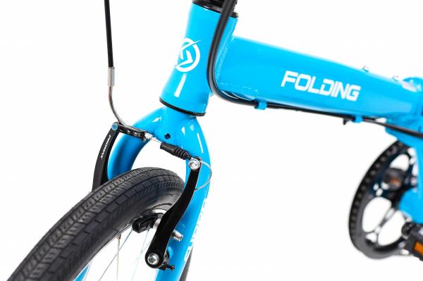 Bicicleta Pliabila Supra Folding 20 Inch 12