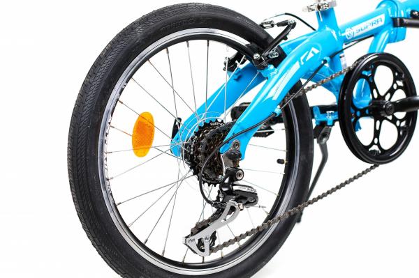 Bicicleta Pliabila Supra Folding 20 Inch 8